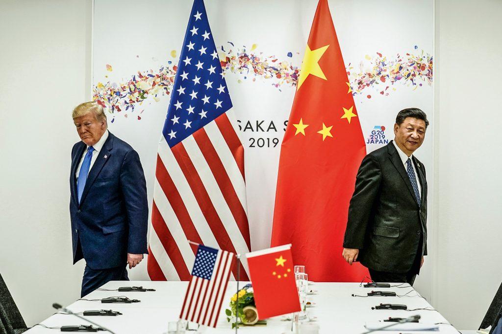 Donald Trump – EUA X CHINA