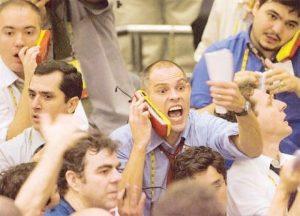 Read more about the article Dias de quedas fortes na história da bolsa brasileira