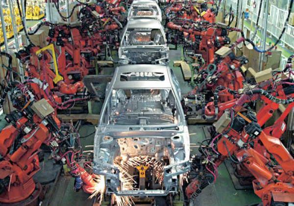 Read more about the article Produção industrial recua 1,3% em abril, diz IBGE