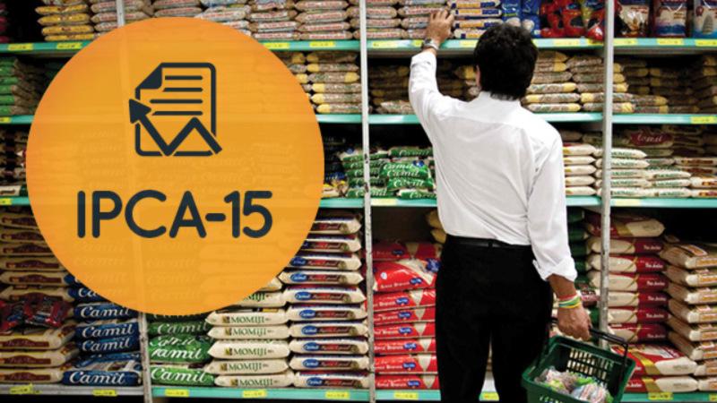 Read more about the article IPCA-15:Prévia da inflação oficial fica em 0,72% em julho, diz IBGE