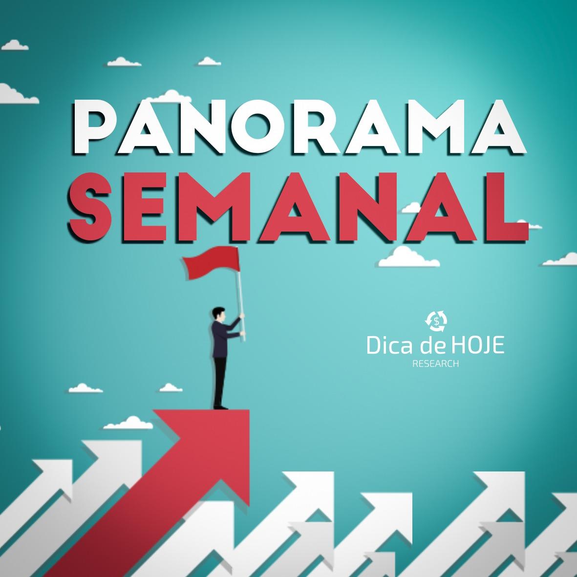 Read more about the article Panorama Semanal: Leia nossa produção e os destaques da semana